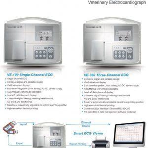 EDAN ECG VET VE-100/VE-300
